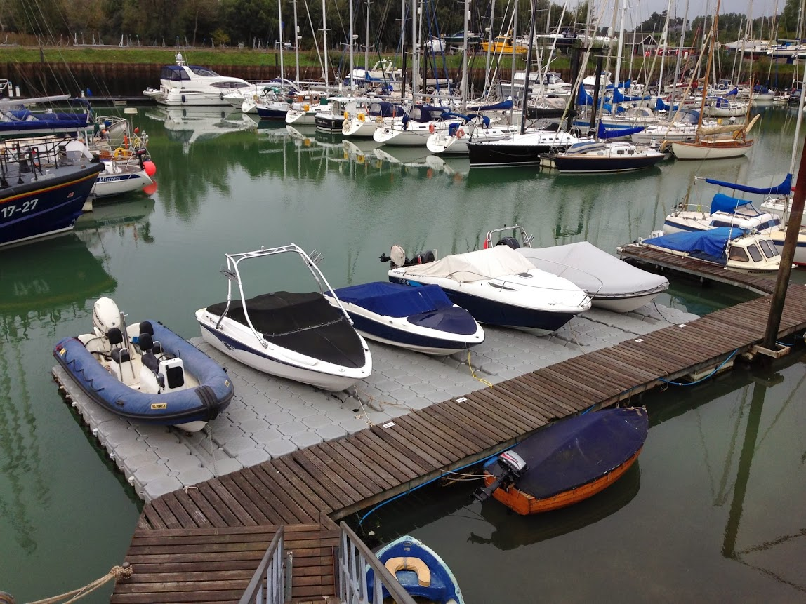 Drive on docks for your RIB, Jetski or PWC from Versadock