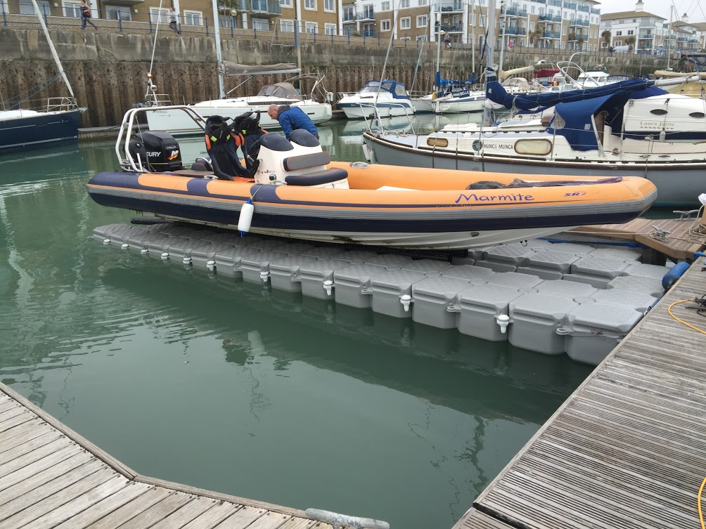 Drive On Docks For Your Rib Jetski Or Pwc From Versadock